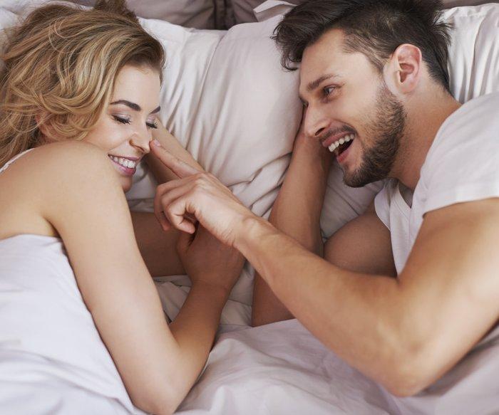 Wie verlieben sich Männer