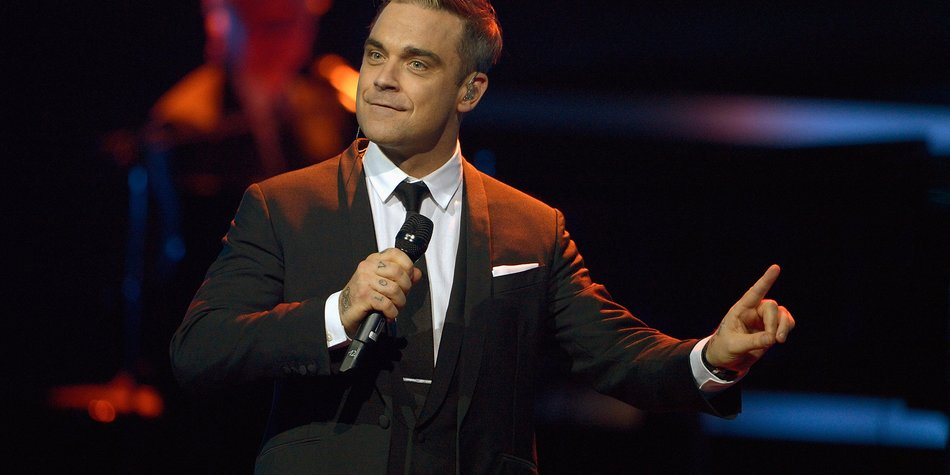 Robbie Williams: Geht er mit Take That auf Tour?