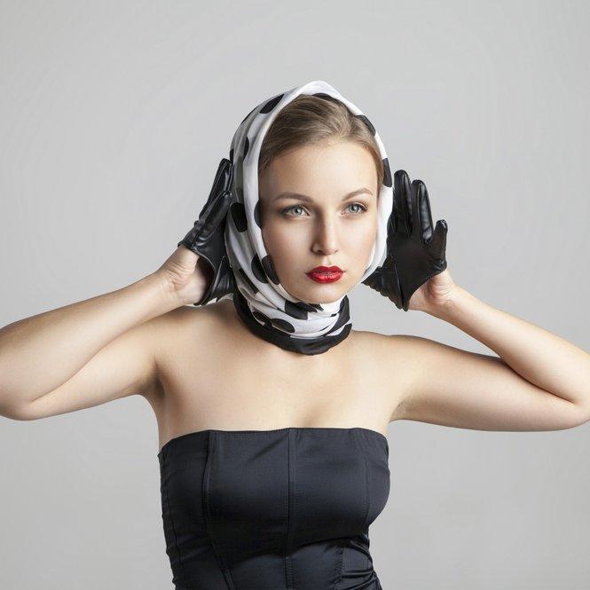 Kopftuch binden