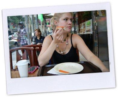 Fashion Week New York: Frühstück