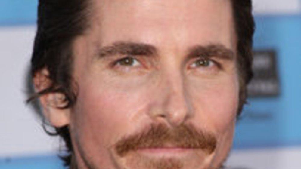 """Christian Bale: """"Weichei""""-Schauspieler Job peinlich"""