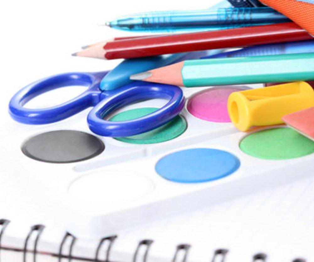 Checkliste: Grundschule Material