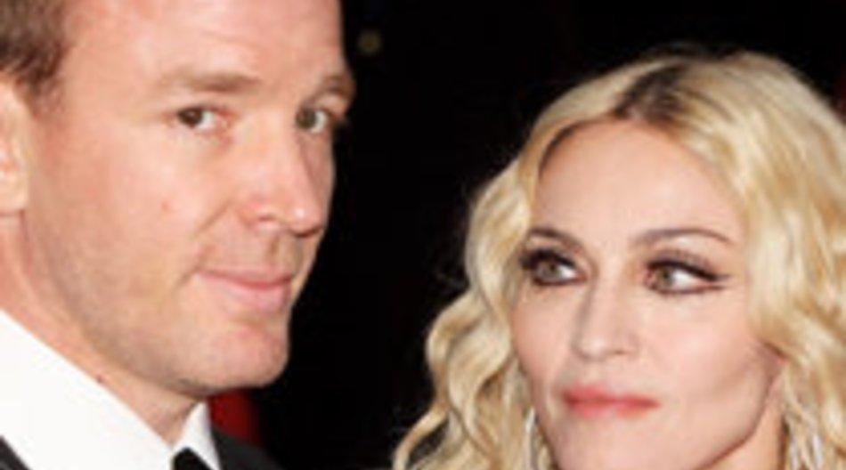 Madonna lässt los!