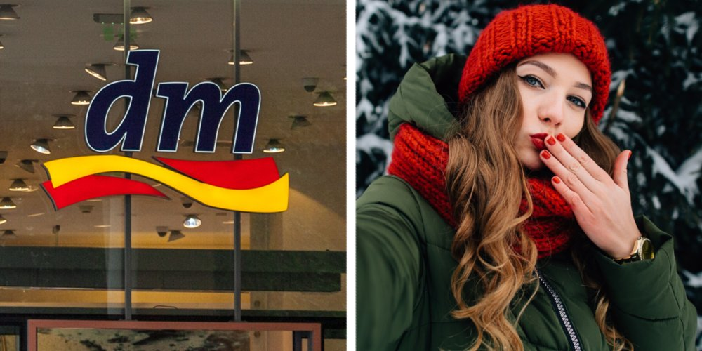 dm Produkte Winter