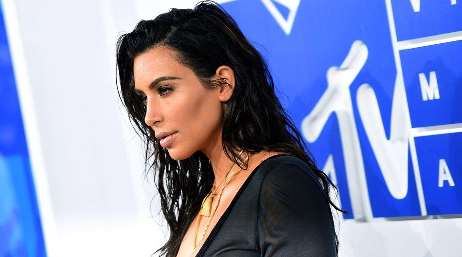 So sehr leidet Kim Kardashian