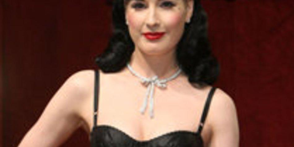 New Burlesque: Dita von Teese lässt grüßen