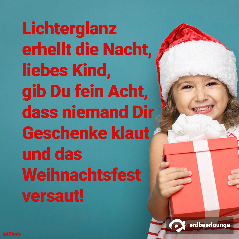 Weihnachten 10 - Geschenke klaut Weihnachten versaut