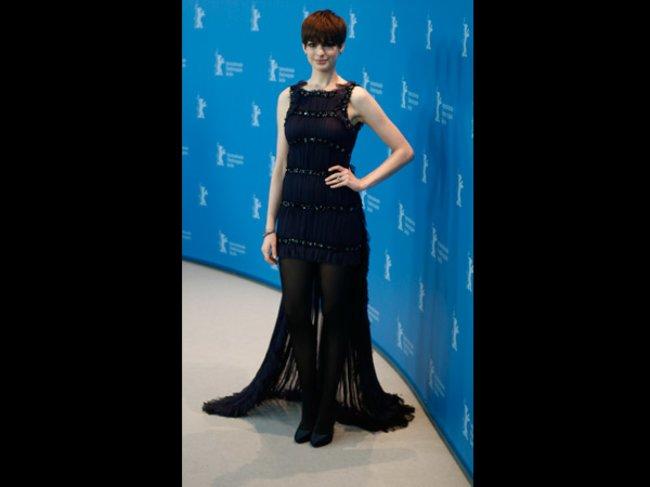 Anne Hathaway auf der Berlinale
