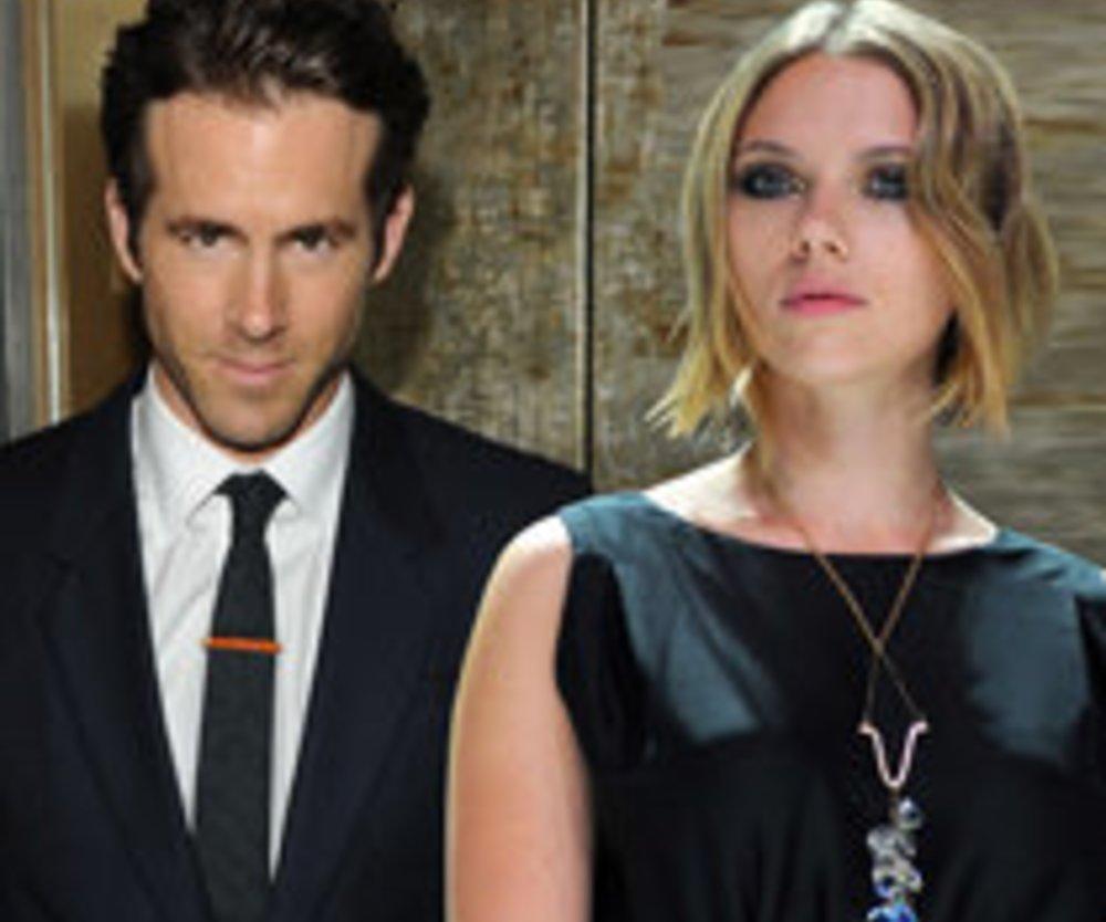 Scarlett Johansson und Ryan Reynolds: Gemeinsames Filmprojekt!