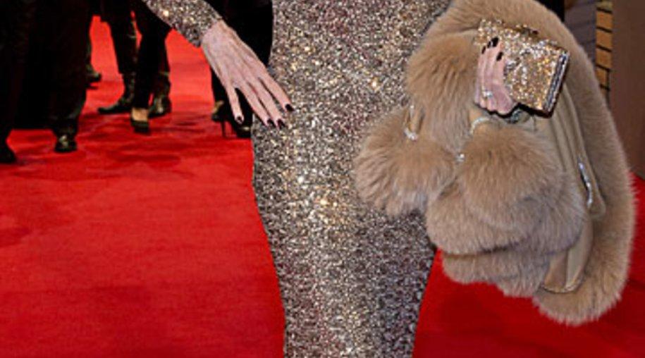 Jane Fonda bei der Berlinale-Eröffnung