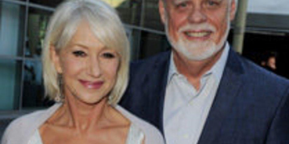 Helen Mirren: Ich bin eigentlich ein verkappter Mann