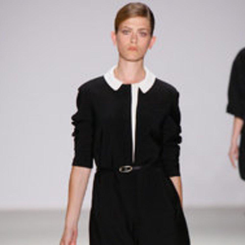 Rena Lange besticht durch feminine Schnitte