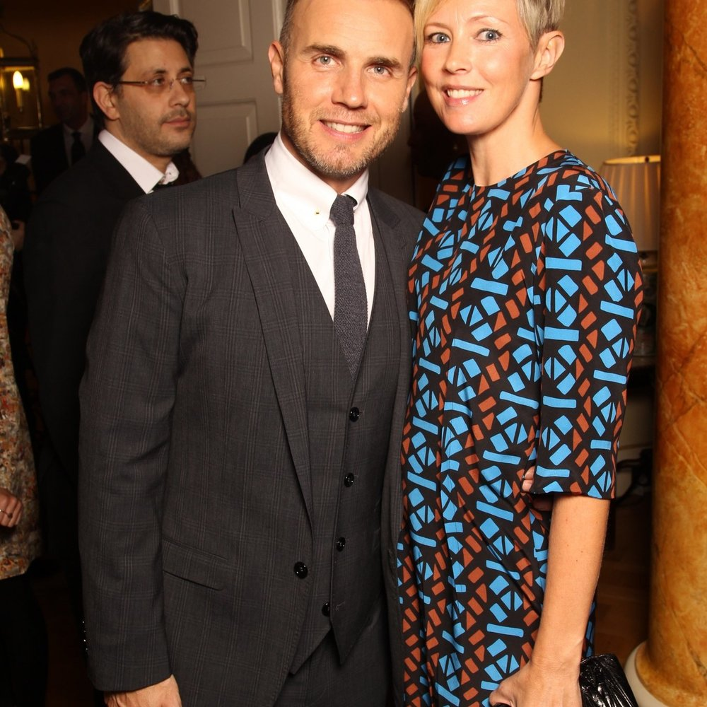 Gary Barlow: Seine Frau erlitt Totgeburt