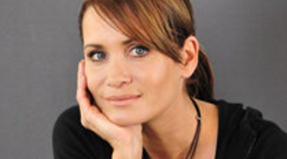Anja Kling verzaubert auch ganz ungeschminkt