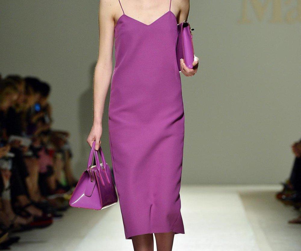 Trendfarbe 2014: Es wird lila!