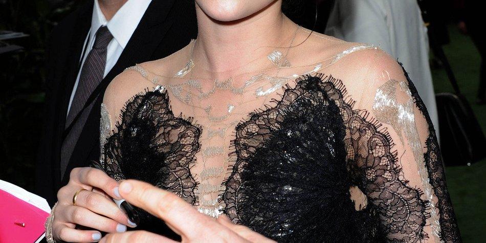 Kristen Stewart hat Probleme, die keine sind