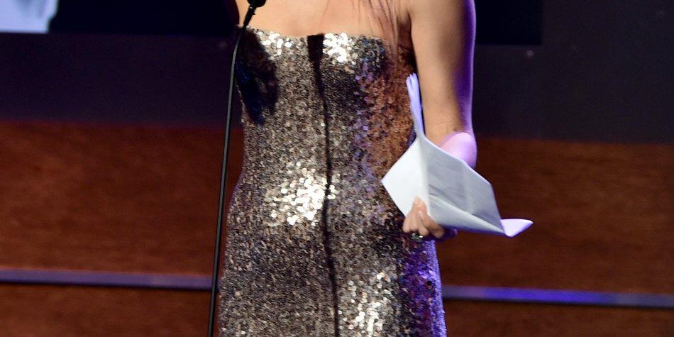 Kate Hudson zeigt ihr Halloween-Make-up