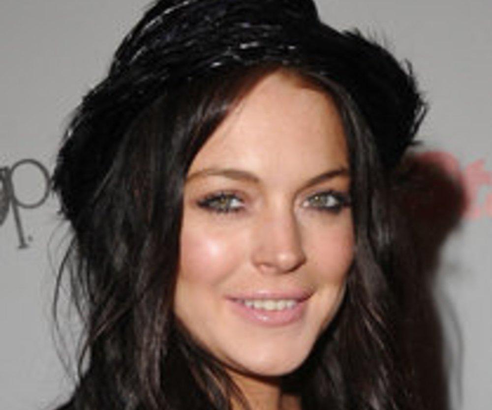 Lindsay Lohan modelt wieder