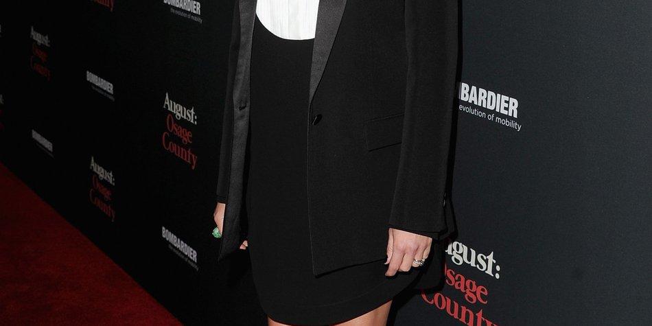 Julia Roberts: Ist sie doch nicht schwanger?