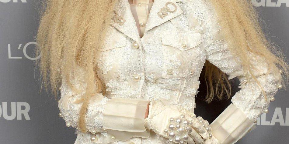 Lady Gaga hebt ab!