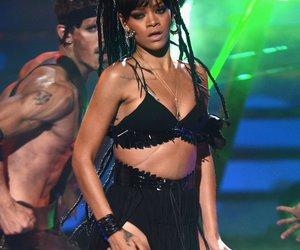 Rihanna hat ein neues Tattoo