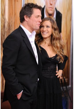 Hugh Grant und Sarah Jessica Parker