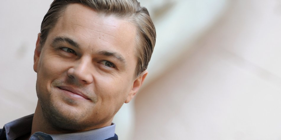 Leonardo DiCaprio macht eine Pause