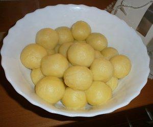 Schlesische Kartoffelklöße