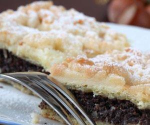 Schlesischer Mohnkuchen vom Blech