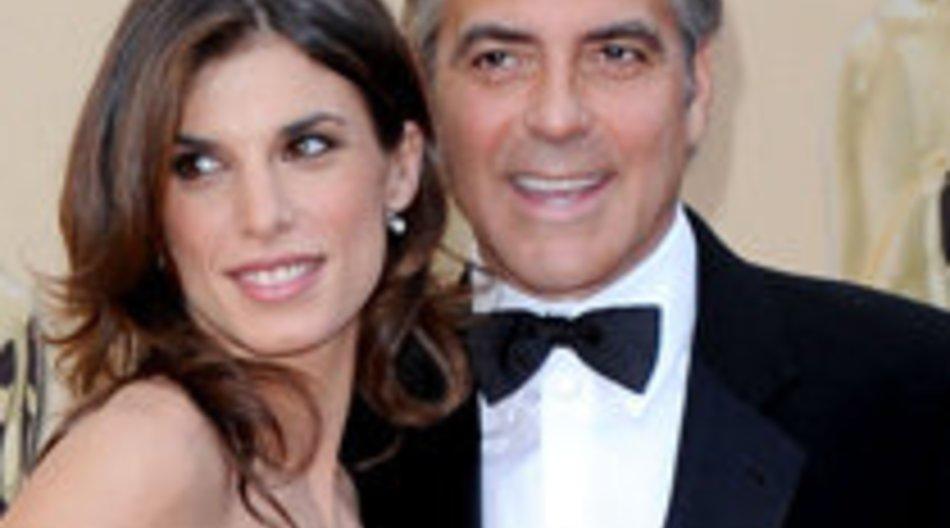 George Clooney: Hochzeit am Comer See?