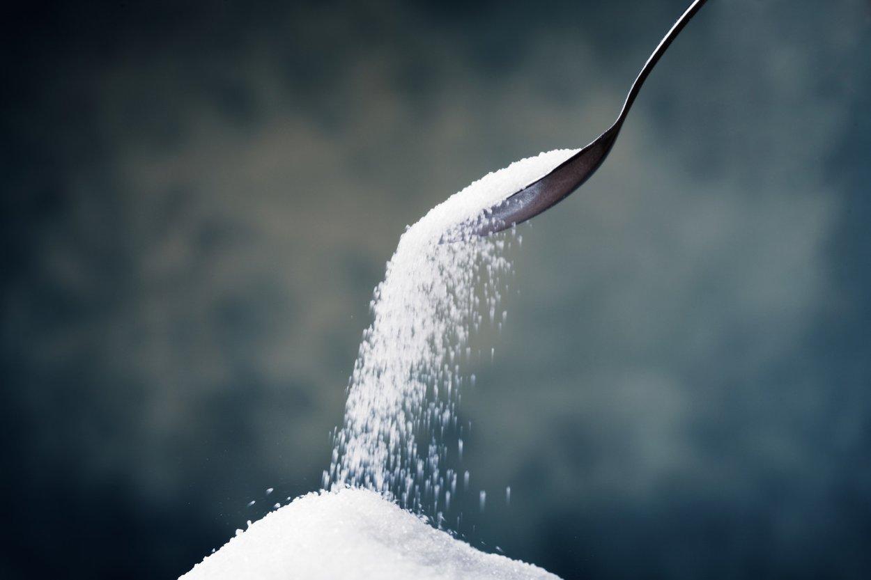 Zucker hat leere Kalorien