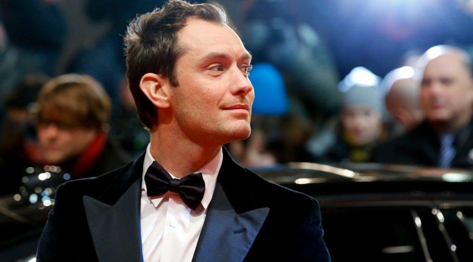 Jude Law auf der Berlinale