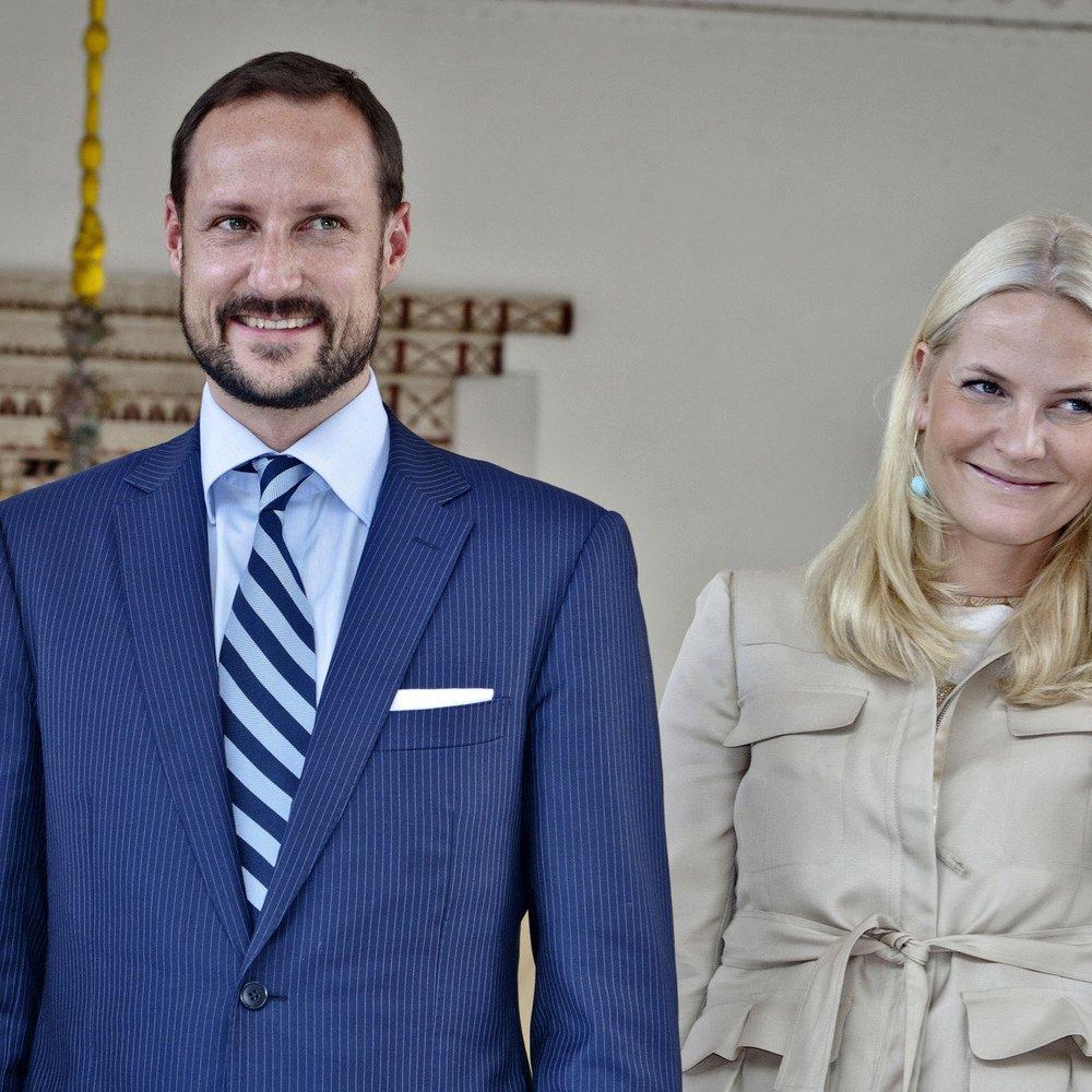Mette-Marit: Mein Mann unterstützt mich, wo er nur kann