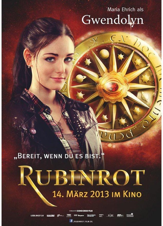Rubinrot glänzt mit seiner Besetzung.