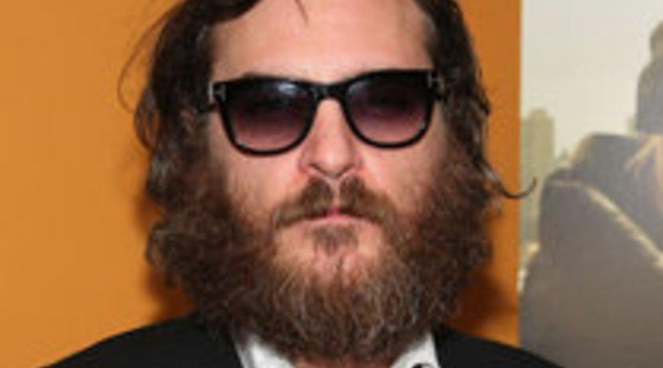 Joaquin Phoenix hat alle hinters Licht geführt