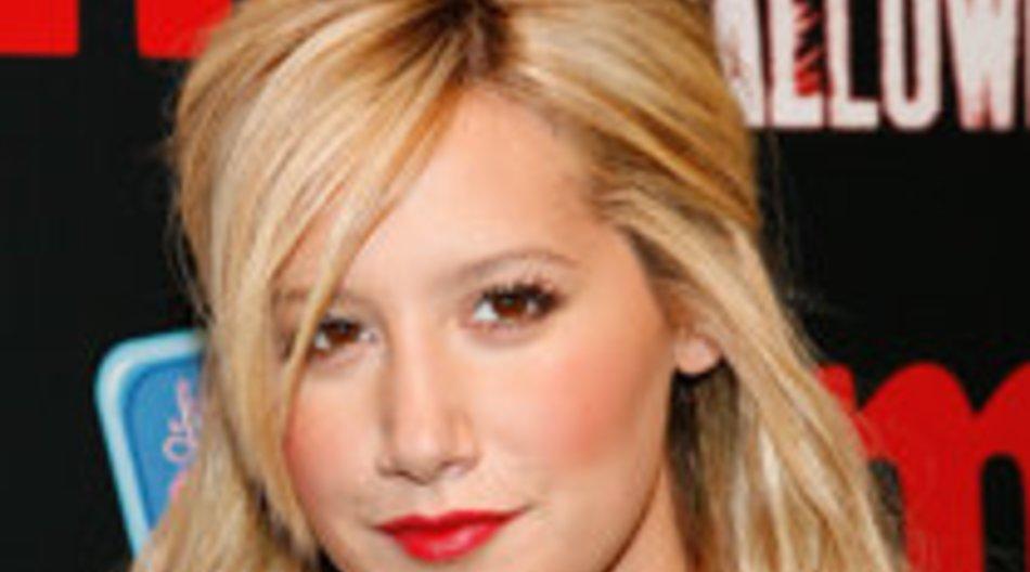 Ashley Tisdale: Shoppen mal anders