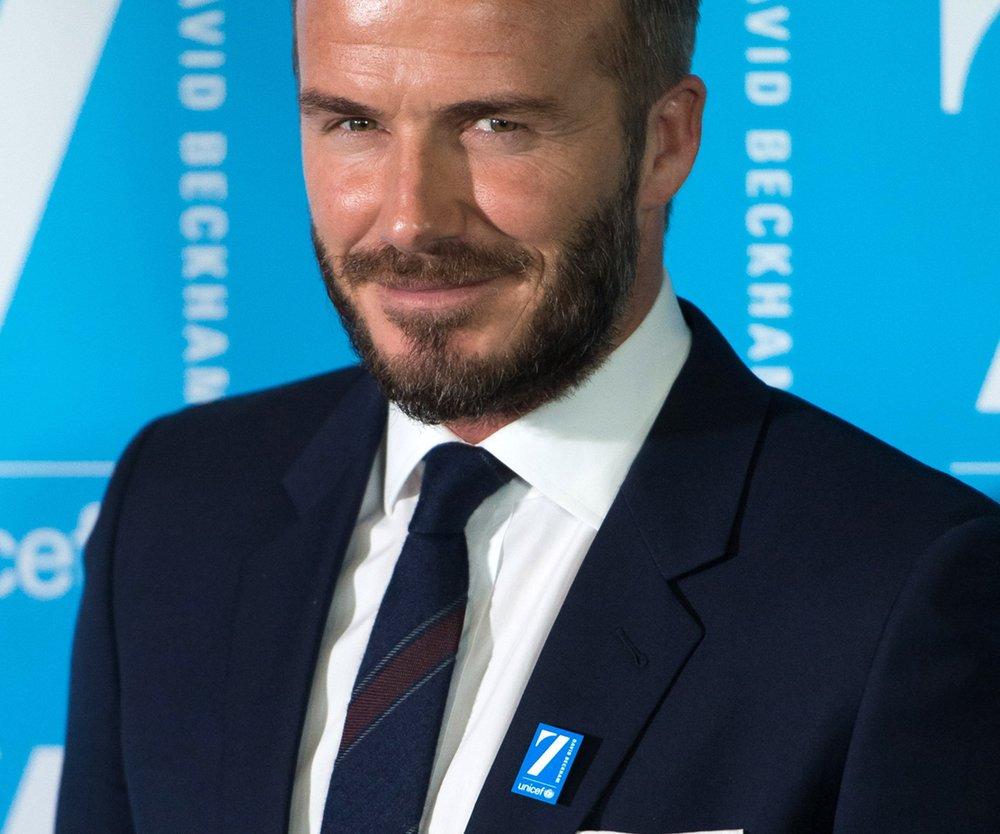 David Beckham: Sein Sohn findet ihn manchmal peinlich