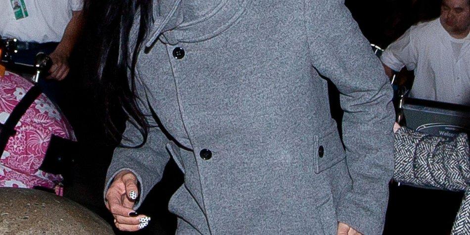 Nicole Scherzinger hat Herzschmerz!