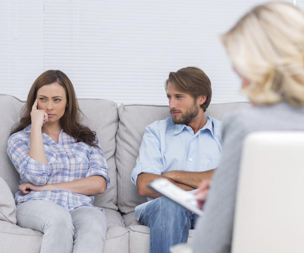 Paartherapie als letzter Ausweg?