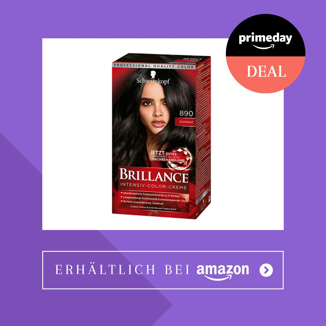 Amazon Prime Day Schwarzkopf Haarfarbe