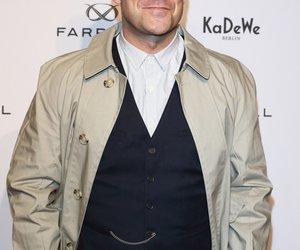 Robbie Williams: Fashion-Kollektion von Opa inspiriert