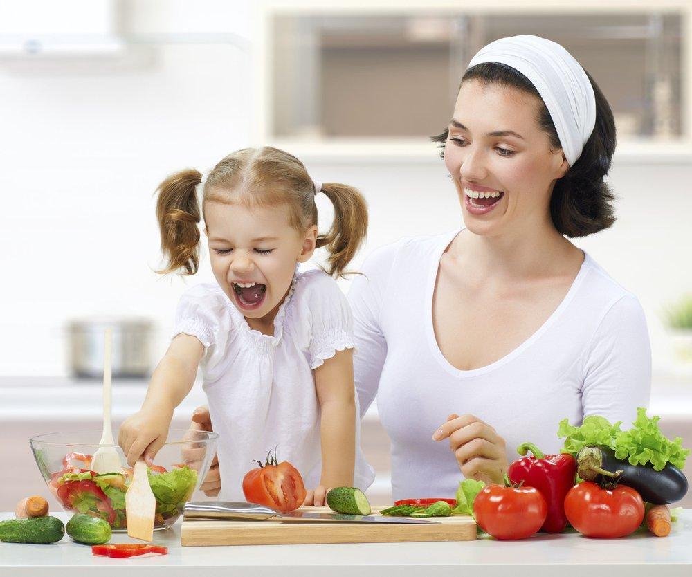 Kochen mit Kindern: Genuss für die ganze Familie