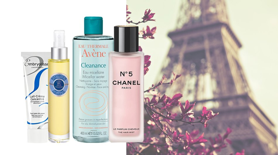 Embroyolisse, L' Occitane, Avène, Chanel