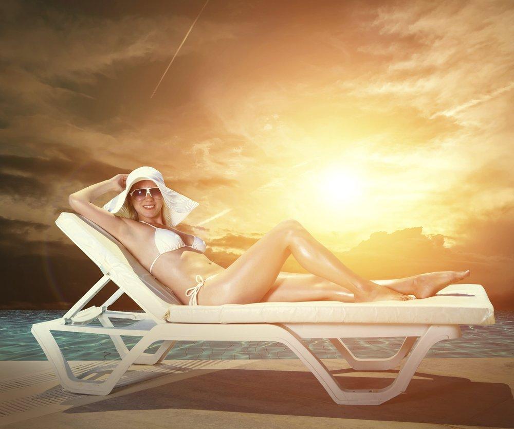Solarium: Nahtlose Bräune das ganze Jahr über