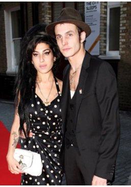 Amy Winehouse und Blake Fielder-Civil 2007
