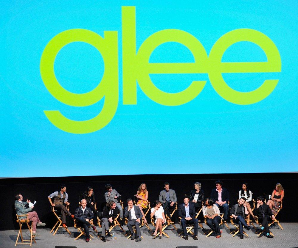 Glee bekommt musikalische Unterstützung