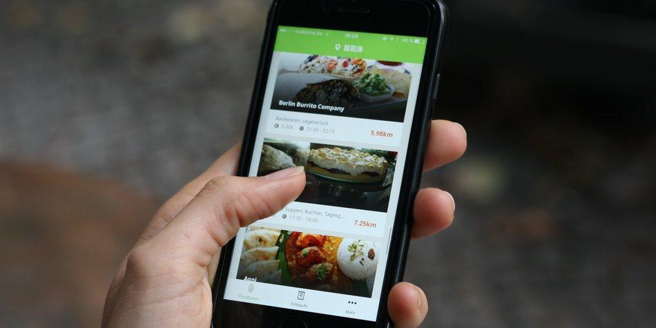 Mealsaver App