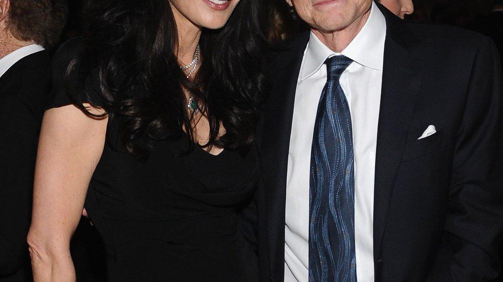 Michael Douglas: Scheidung von Catherine Zeta-Jones?