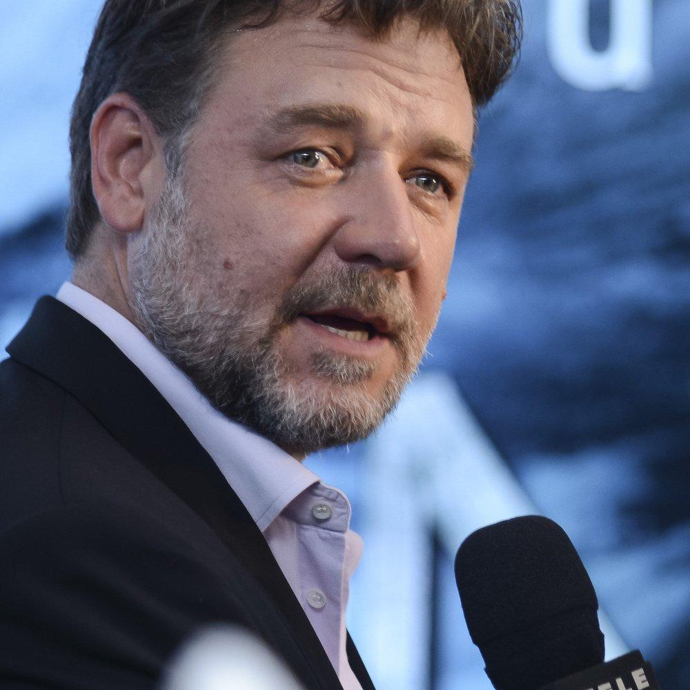 Russell Crowe wollte mit dem Papst ins Kino gehen
