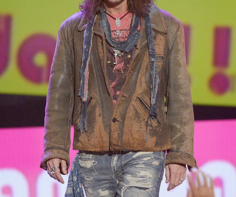 Johnny Depp verkleidet sich im Alltag